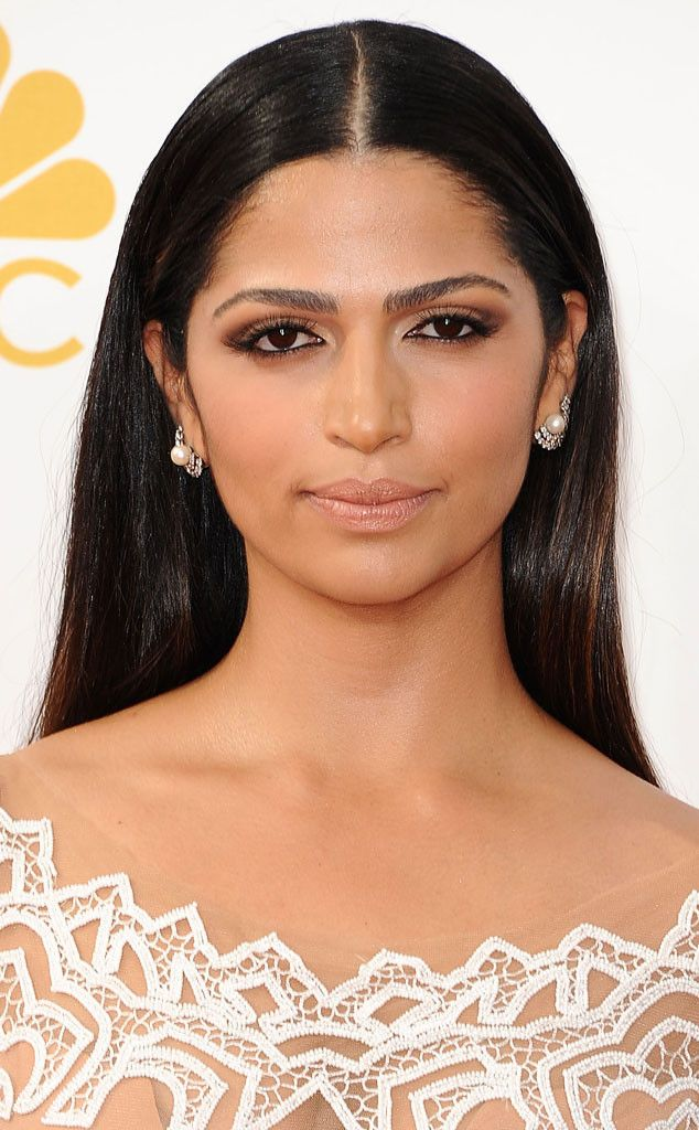 Camila Alves from Get the Look Emmys 2014 Hair & Makeup