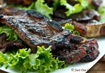 BBQ Beef Short Ribs   Easy Japanese Recipes at JustOneCookbook.com