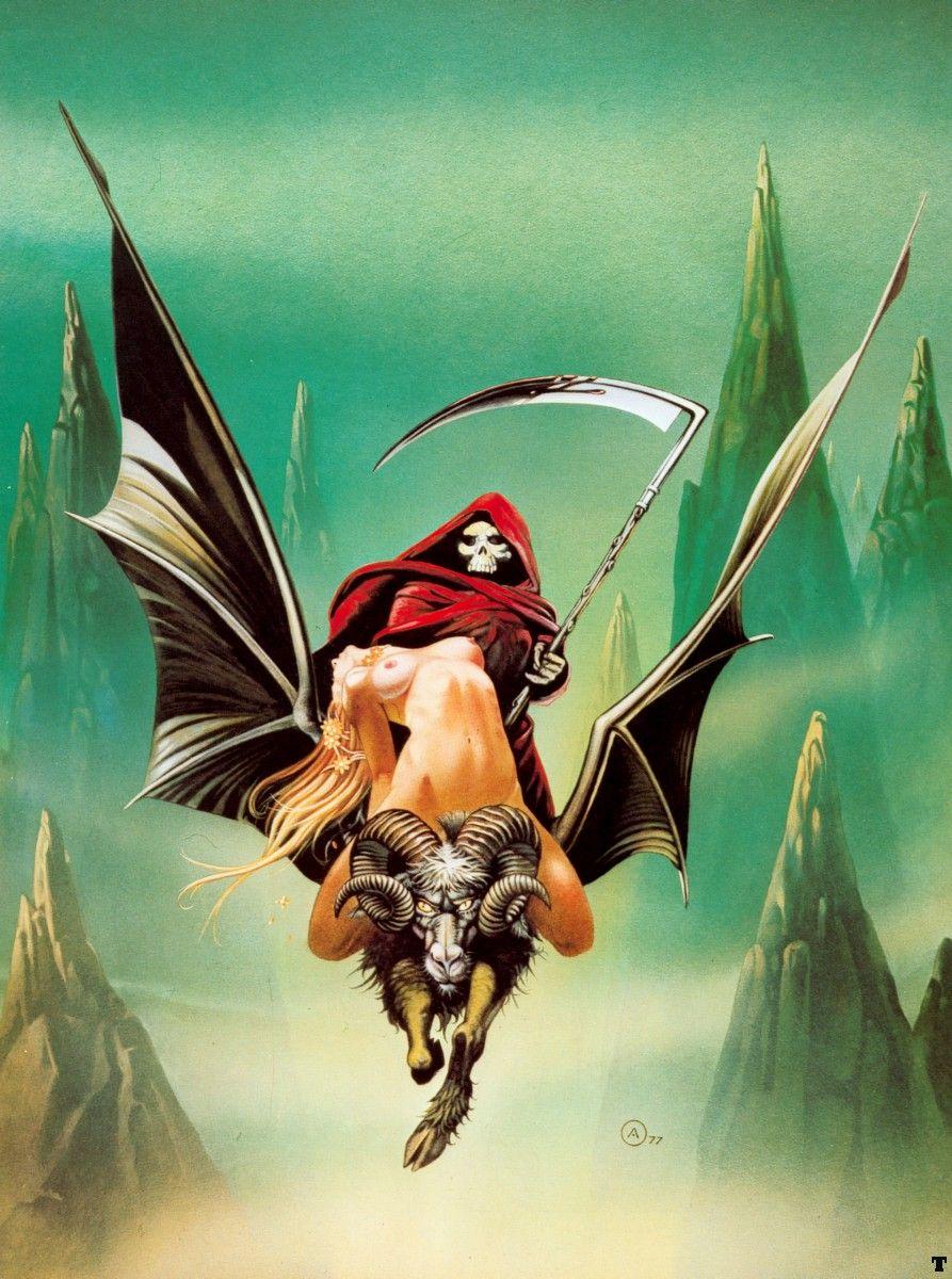 chris achilleos fantasy art | chris achilleos artist