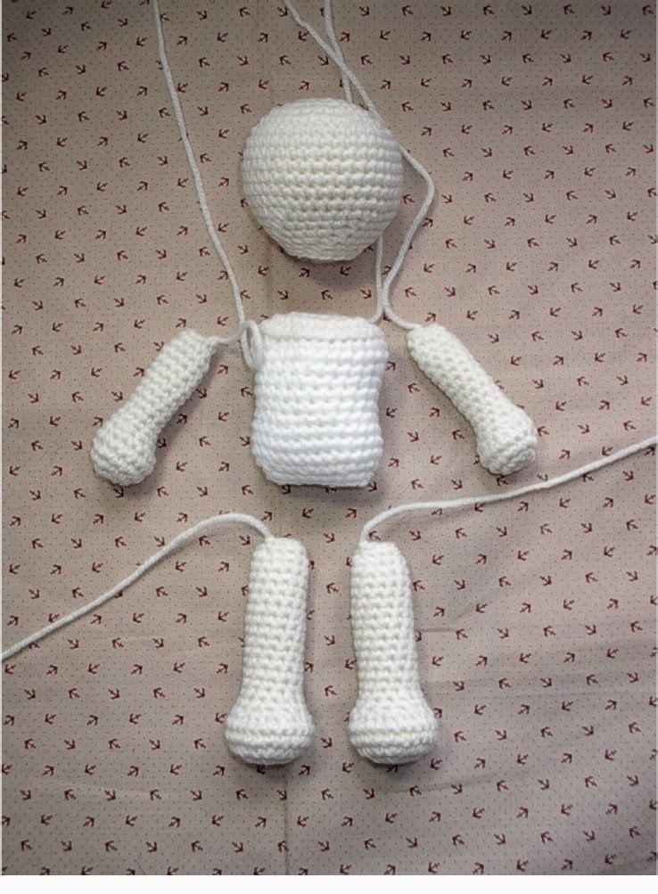 20 Free Crochet Doll Patterns Free Crochet Patterns And Tutorials