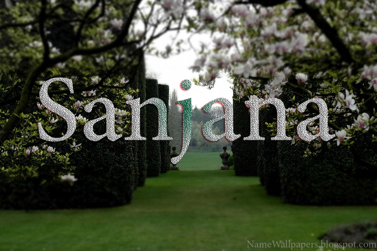 sanjana name wallpapers sanjana ~ name wallpaper urdu name meaning