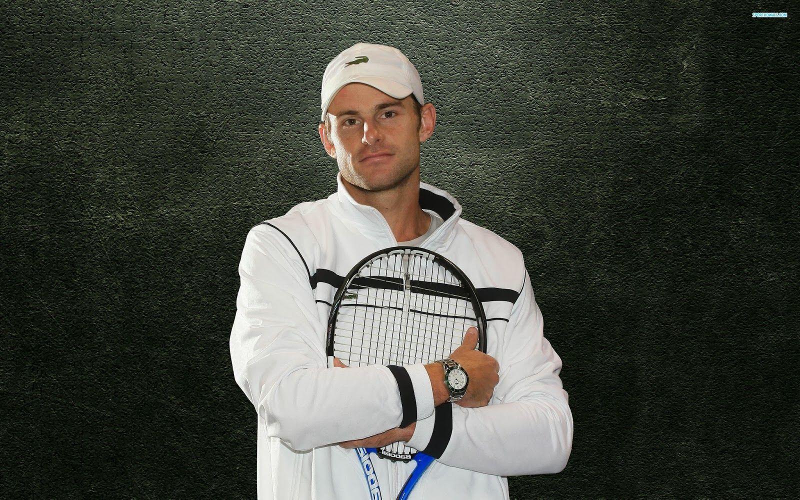 Andy Roddick HD 6 Tennis Wallpapers Pinterest