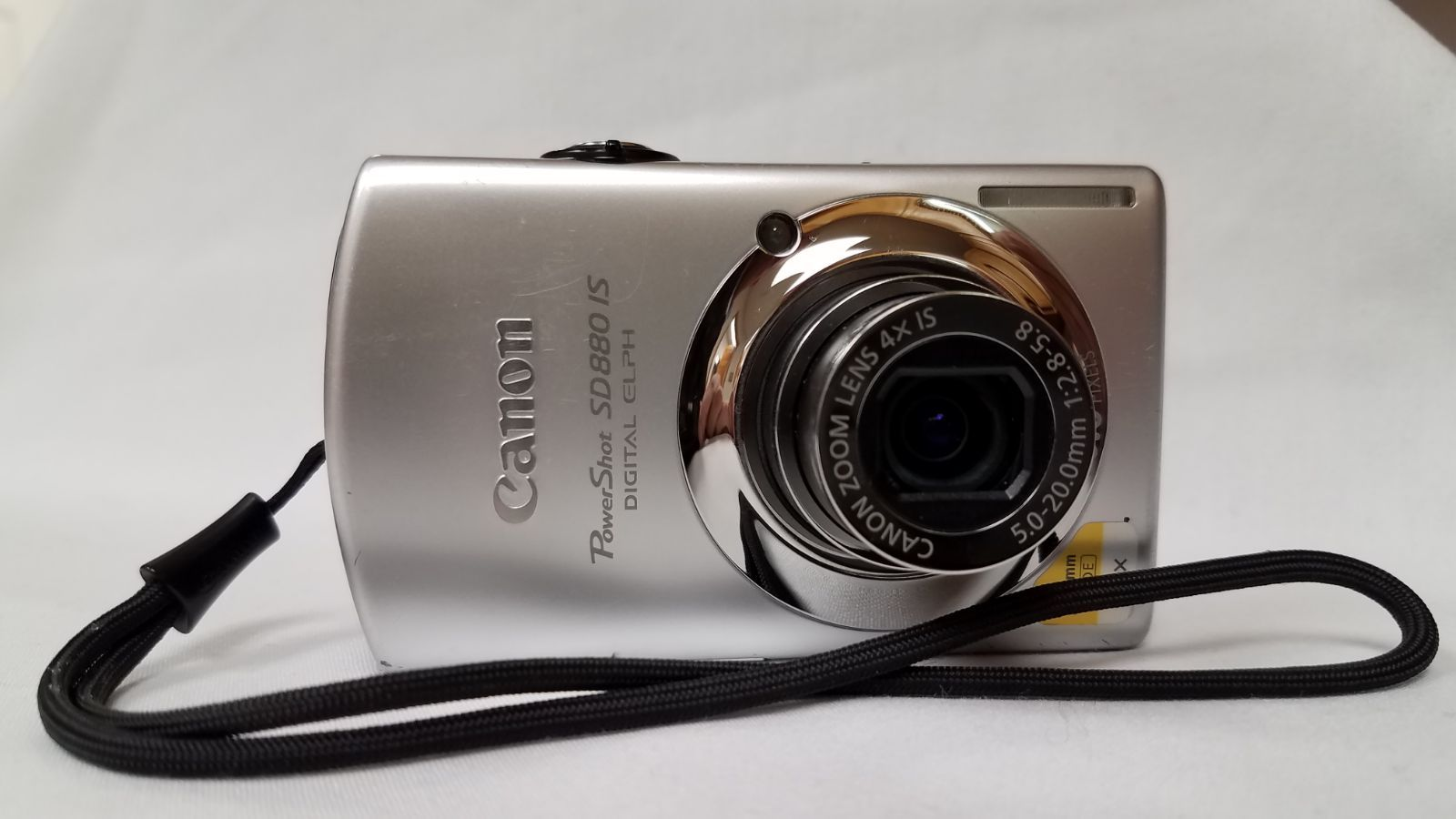 Canon Powershot Digital Camera In Very Good Used Condition Takes Beautiful 10mp Photos With It S 4x O Powershot Canon Powershot Canon Powershot Digital Camera