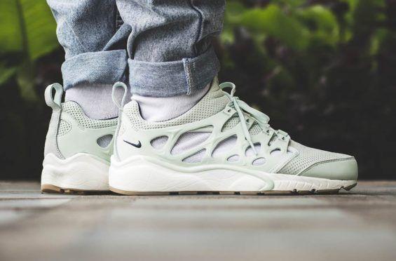 An On-Feet Look At The Upcoming Nike Air Zoom Chalapuka Barley Green •  KicksOnFire.com