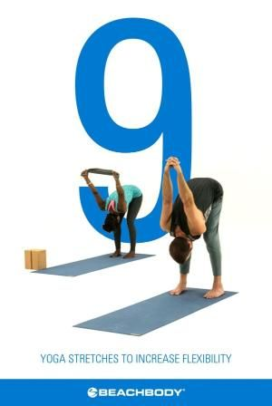 if you think you're inflexible you may think that yoga is