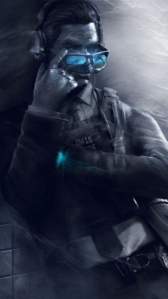 Rainbow Six Siege, Warden, 8K,7680x4320, Wallpaper | Oyunlar