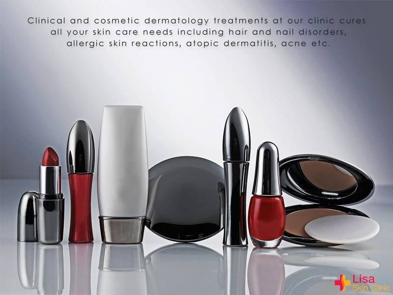 """""""Clinical and cosmetic dermatology treatments at our"""