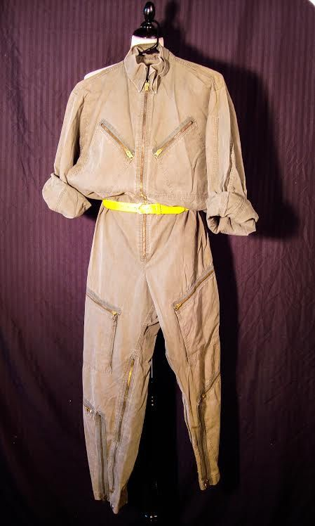 Vintage Military coverall for men or womenvery by JandVAddicted, $115.00