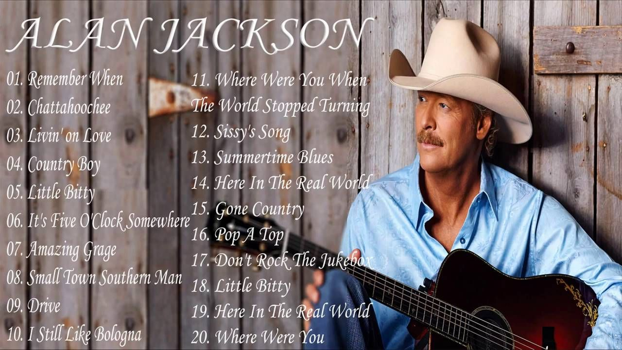 Alan Jackson Greatest Hits Alan Jackson Collestion (MP3