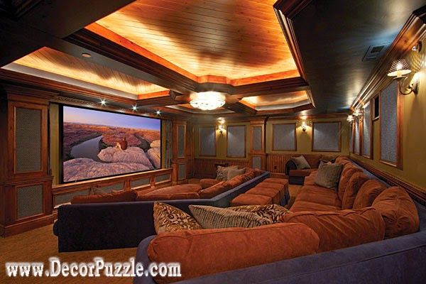 wood ceiling lighting. Led Ceiling Lights For Wood In Living And Cinema Room Lighting L