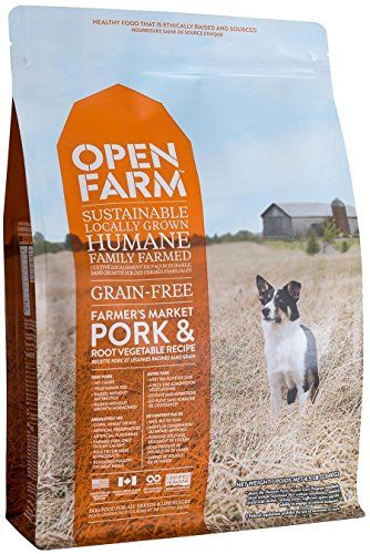 Open Farm Farmers Market Grain Free Pork And Root Vegetable 4 5 Pounds Dog Food Recipes Best Dry Dog Food Dry Dog Food
