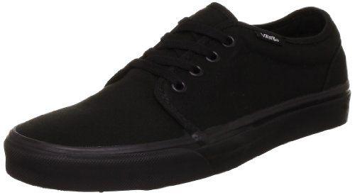 cc5a967bf4 Vans 106 Vulcanized Black Shoes Unisex Sneakers size 5 men  6.5 women Vans  http