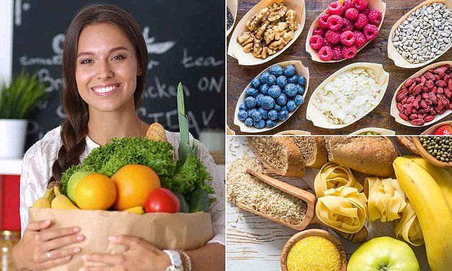 Expert Tips On How To Eat Healthily On A Budget Daily Mail Online