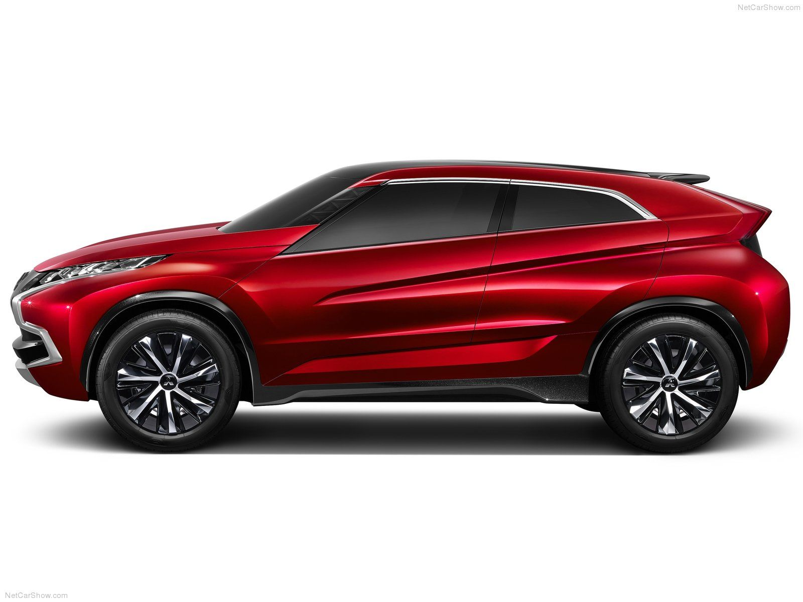 2013 mitsubishi xr phev concept car