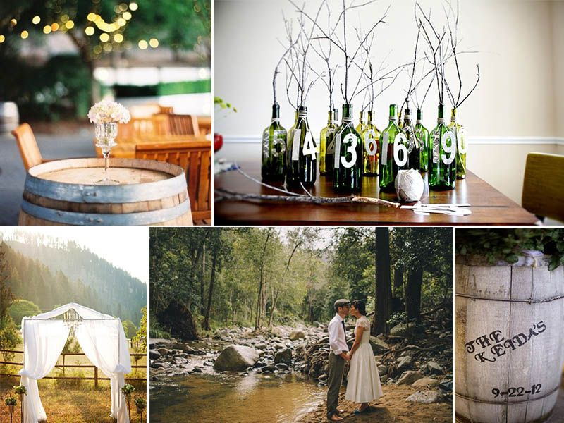 Winelands Vineyard Weddings Casorio