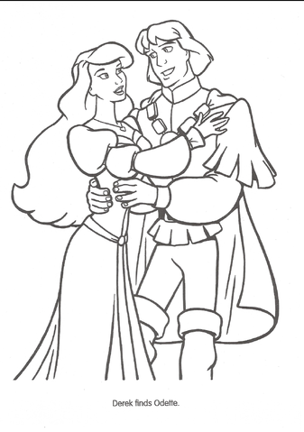 File Swan Princess Official Coloring Page 45 Png Princess Coloring Pages Princess Coloring Princess Drawings