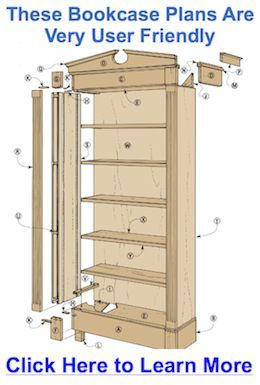 Bookcase Plans Bookcase Plans Biscuits And A Young Helper Get Our