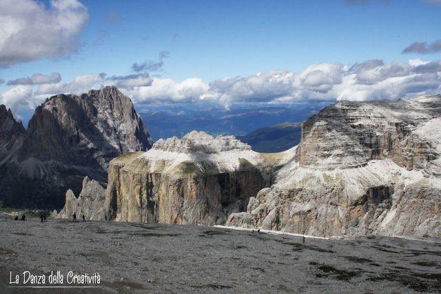 Sass Pordoi, La Terrazza delle Dolomiti (m. 2950) - Italy - Photos ...