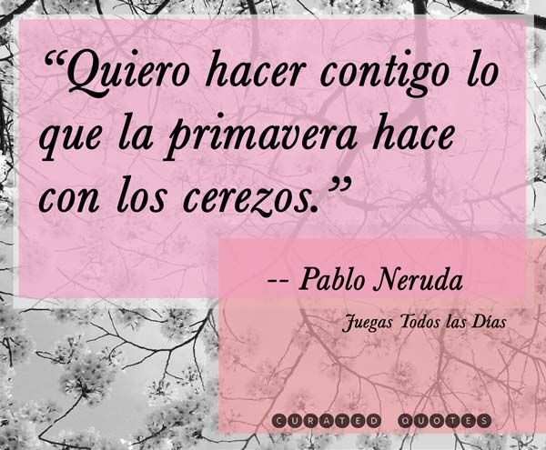 Quotes In Spanish About Love Spanish Quotes Love on...