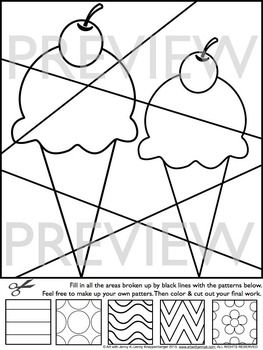 end of summer coloring pages - photo#27