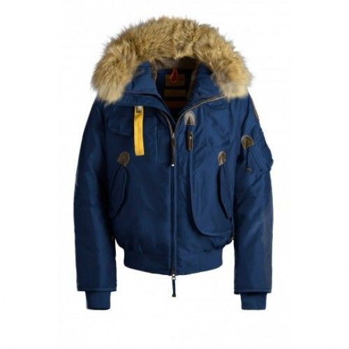 Parajumpers Heren Jassen - Nieuwe Parajumpers GOBI Heren Jassen Royal Outlet
