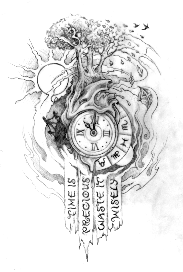 tree of life tattoo uhren kompass sanduhren pinterest tattoo uhr tattoo ideen und sanduhr. Black Bedroom Furniture Sets. Home Design Ideas