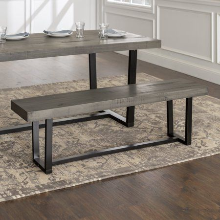 Strange Home In 2019 Dining Bench Grey Dining Tables Dining Onthecornerstone Fun Painted Chair Ideas Images Onthecornerstoneorg