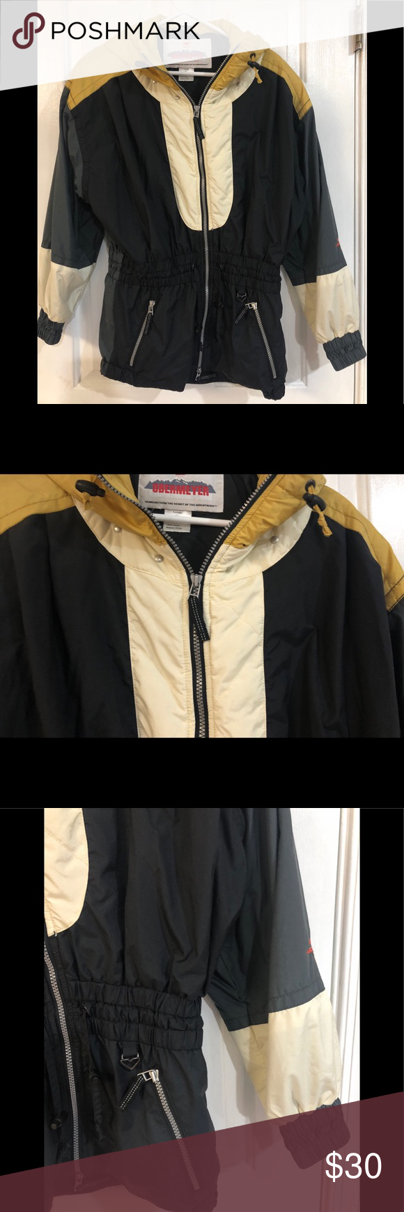 48b2e923f4 Obermeyer Womens Ski Jacket Parka Size 8 - EUC This Obermeyer Womens  Vintage ski jacket size