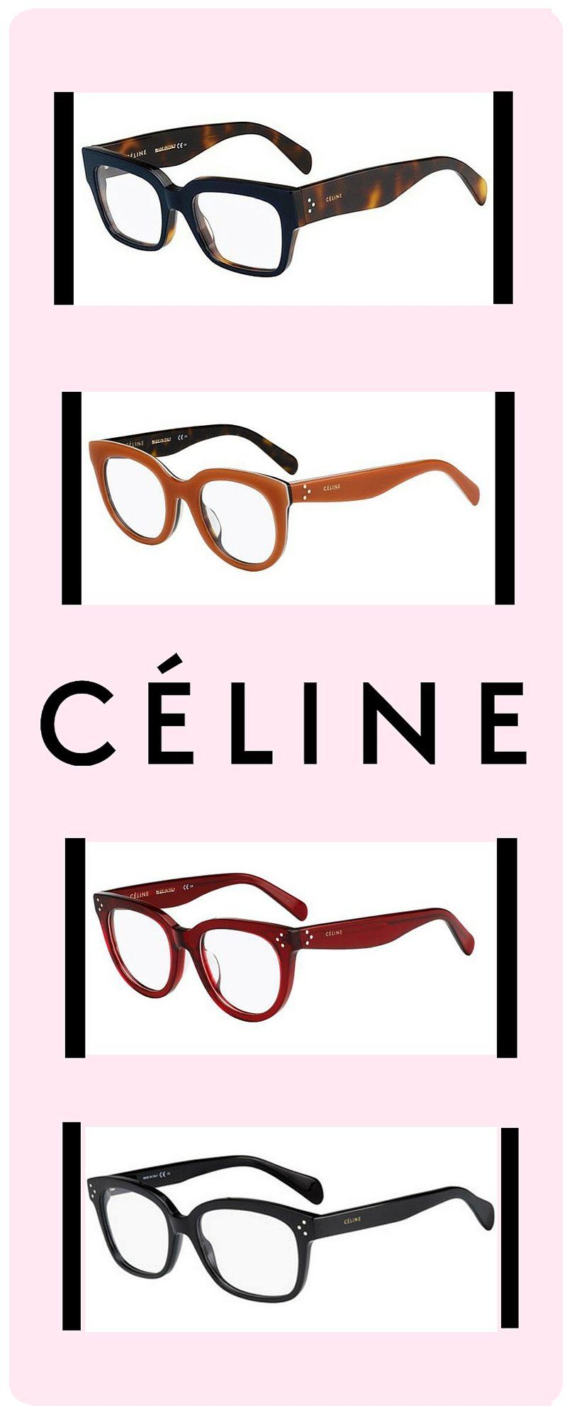 d181c04b2f4 Glamorous Céline glasses http   www.smartbuyglasses.com designer-eyeglasses