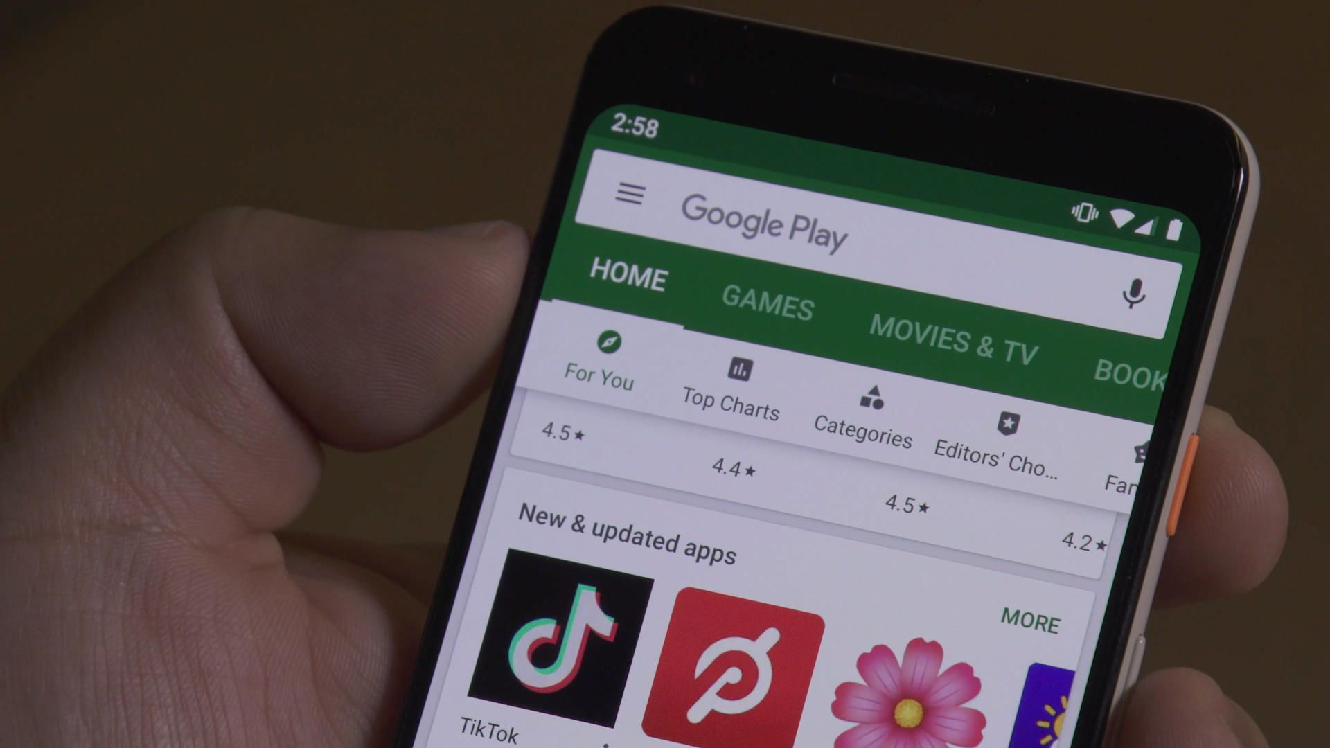 Android apps by the thousands collect user data you can't