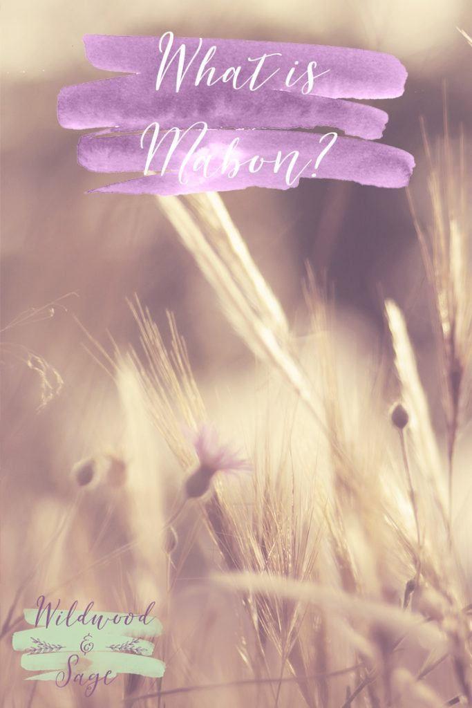 What is Mabon? » Vernal Equinox » Wildwood & Sage #maboncelebration