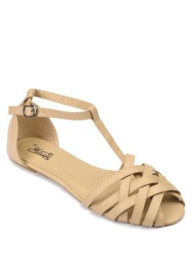 3adea54010e650 Shannon Flat Sandals Get this at Zalora Philippines with 15% discount using  coupon code  ZBAP0MM! Happy shopping!