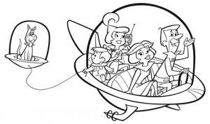 The Jetsons Coloring Pages Crazy Coloring Pages Coloring Pages - The-jetsons-coloring-pages