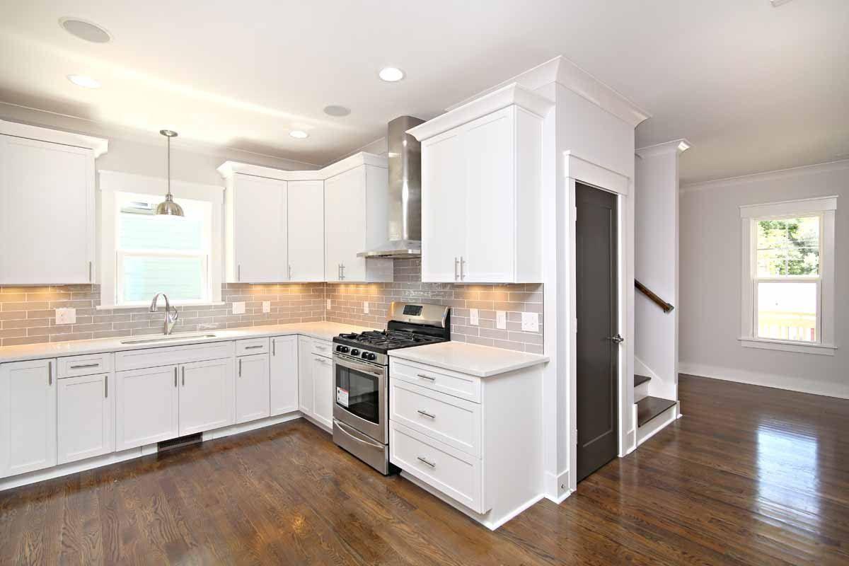 734 Eva Street Durham NC 27601 | Large open kitchens, Durham and ...
