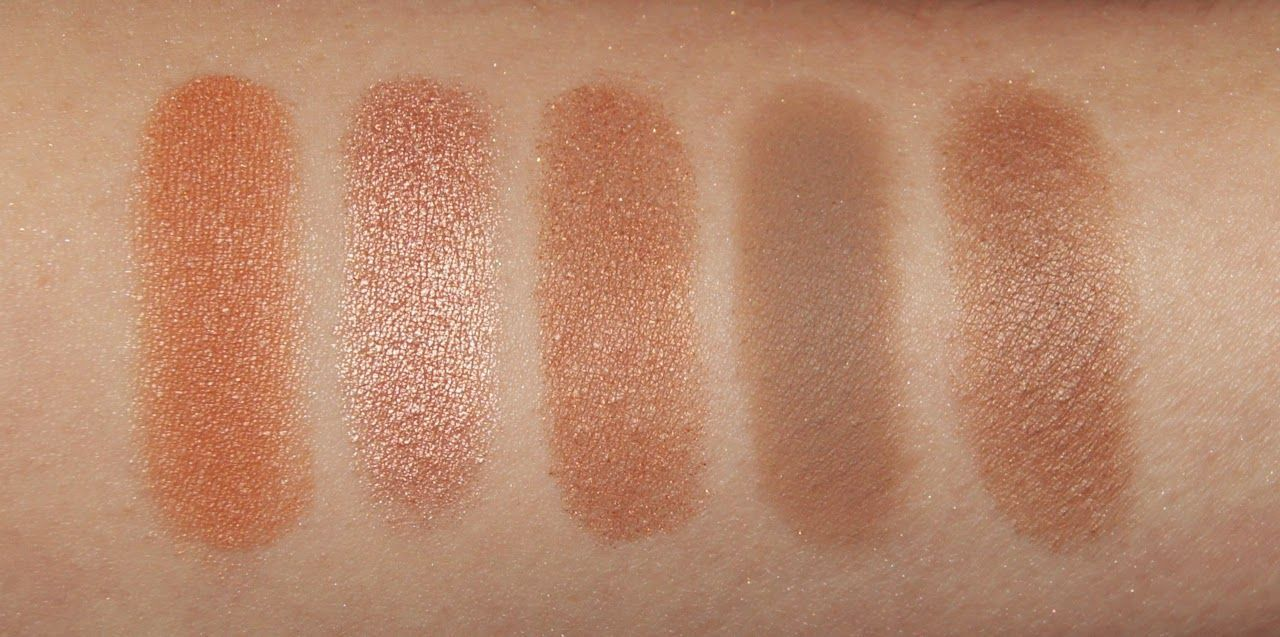 mac eyeshadow collection review swatches arena all that glitters ...