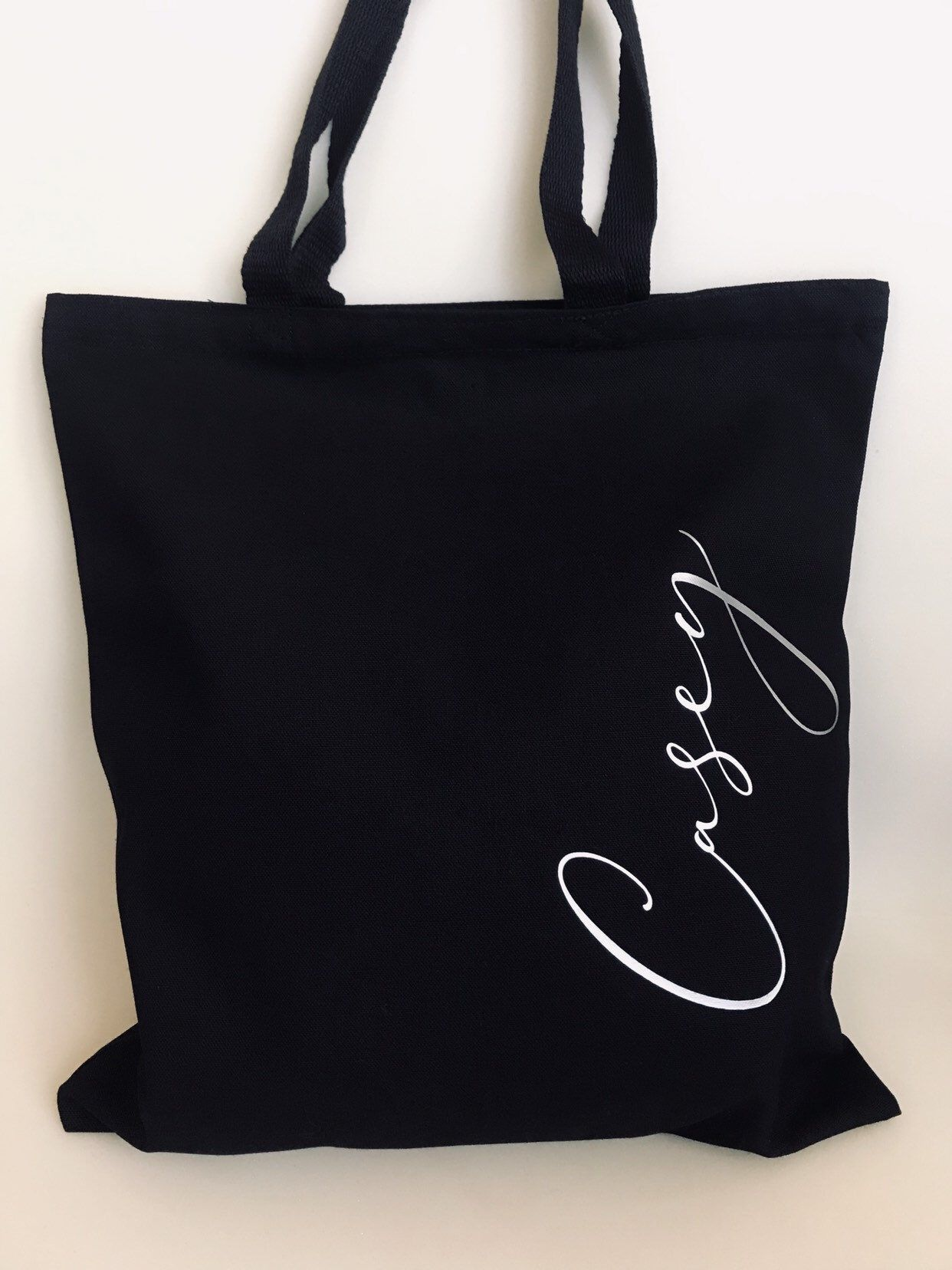 aecacf1dce3b Excited to share this item from my  etsy shop  Personalized Tote Bags