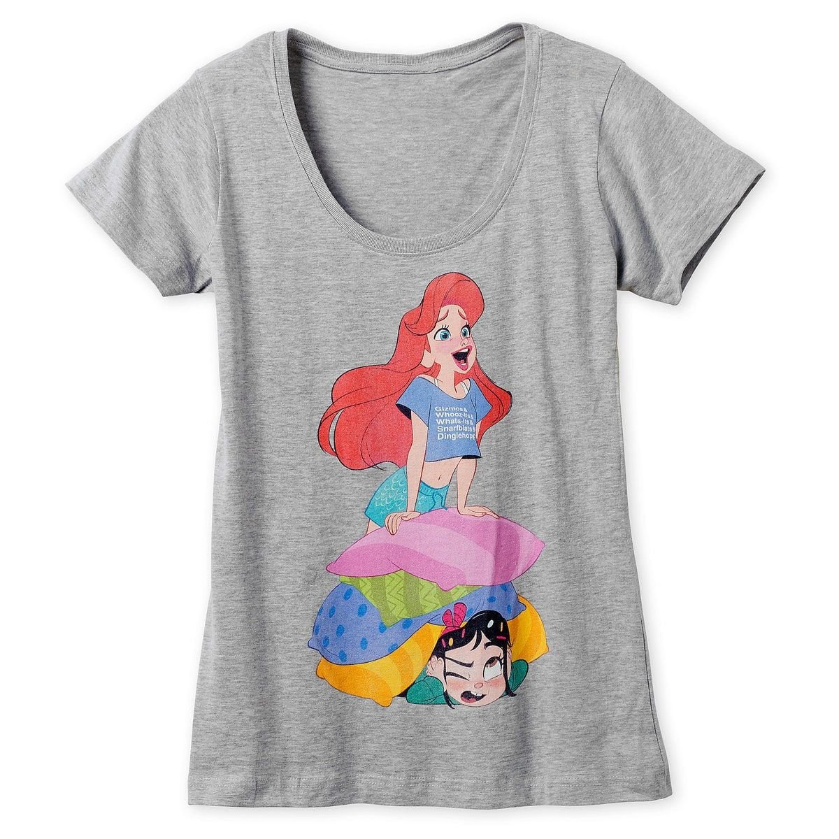 Ralph Breaks The Internet Juniors Comfy Princess Squad T-Shirt