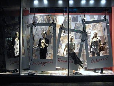 Fashion retail window displays 30