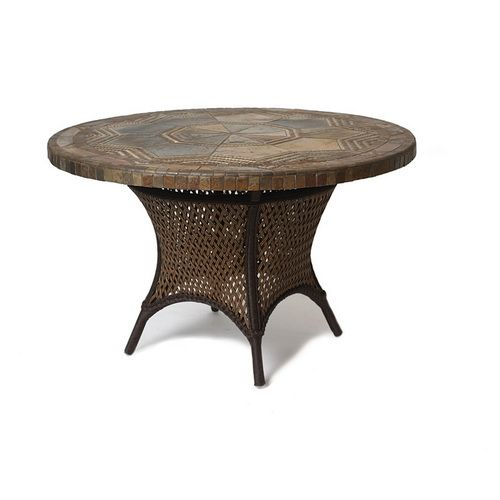 Traditional 60 Inch Round Table