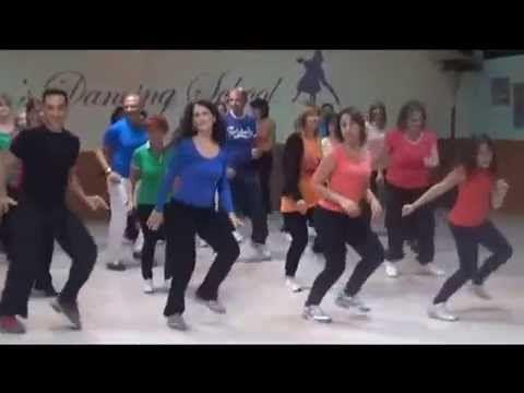 ballo di gruppo BAILANDO