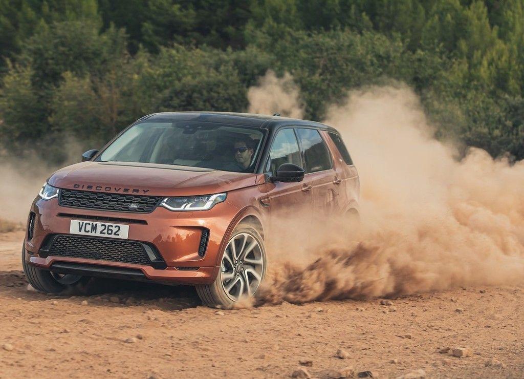 Land Rover Discovery Sport 2020 Precios, versiones y
