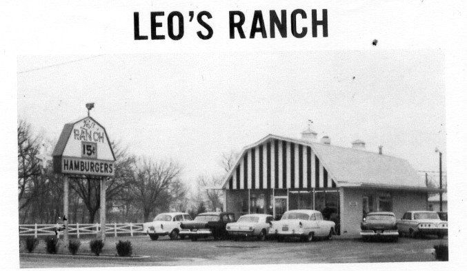 Leo S Ranch Greensburg In This Eventually Became Gene