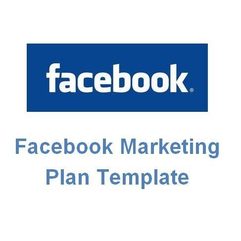 Facebook Marketing Plan Template  Business  Community