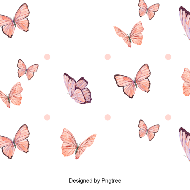 Design Of Beautiful Cartoon Butterfly Insect Butterfly Hand Painted Insect Png Transparent Clipart Image And Psd File For Free Download Cartoon Butterfly Butterfly Painting Butterfly Illustration