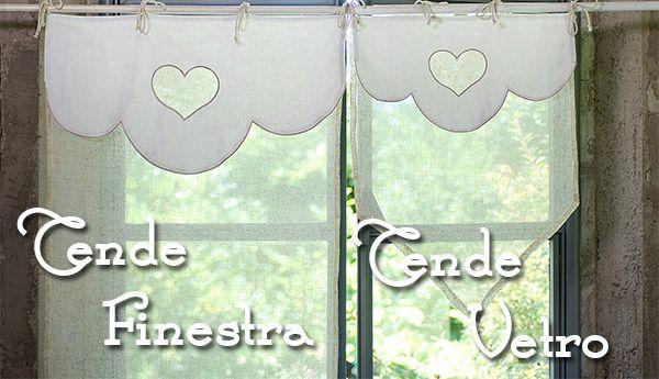 Dressing Home Tende Finestra e Tende a vetro | Blanc MariClo ...