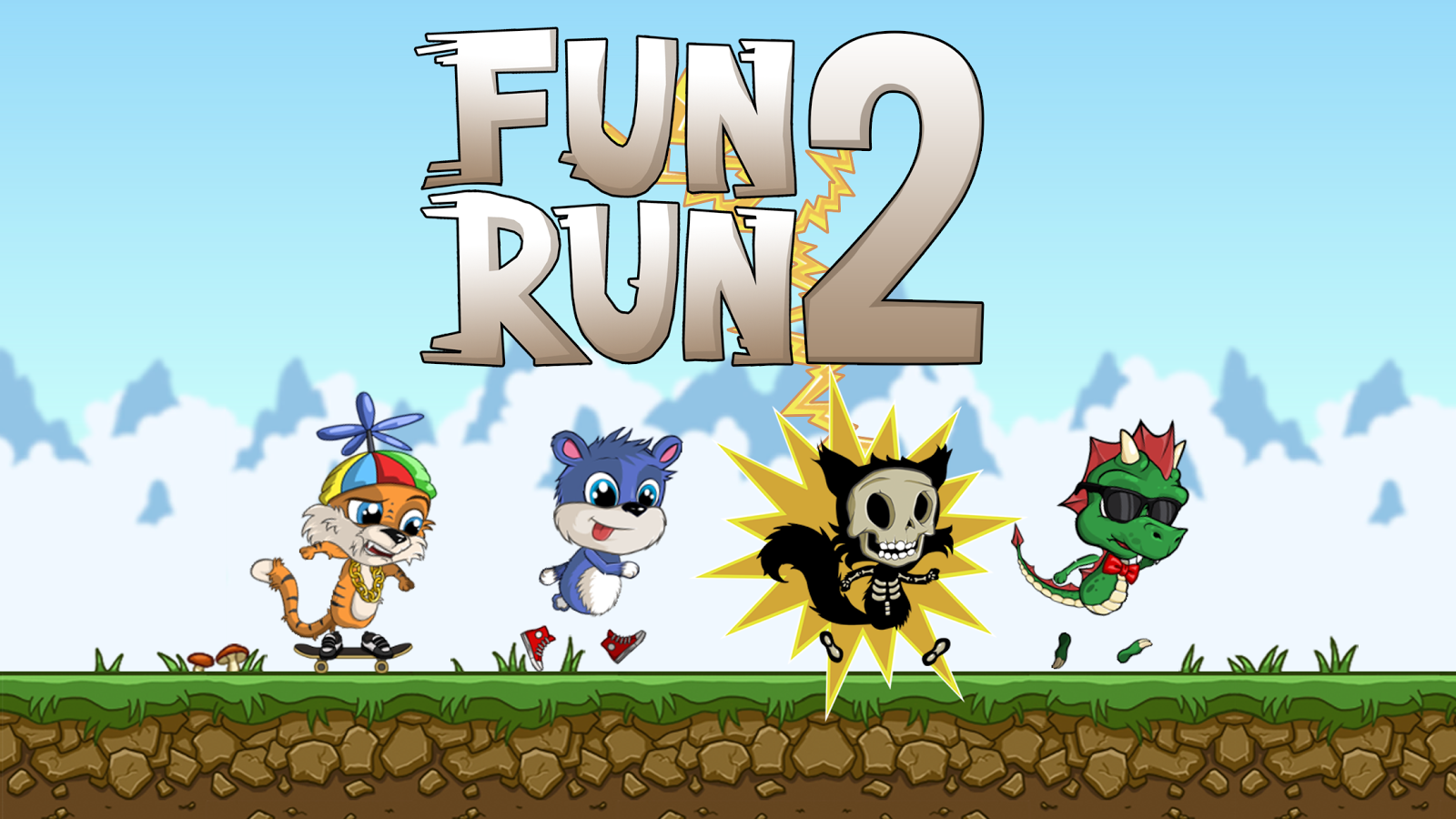 Fun Run 2 Unlimited Resources Online Cash and Coins