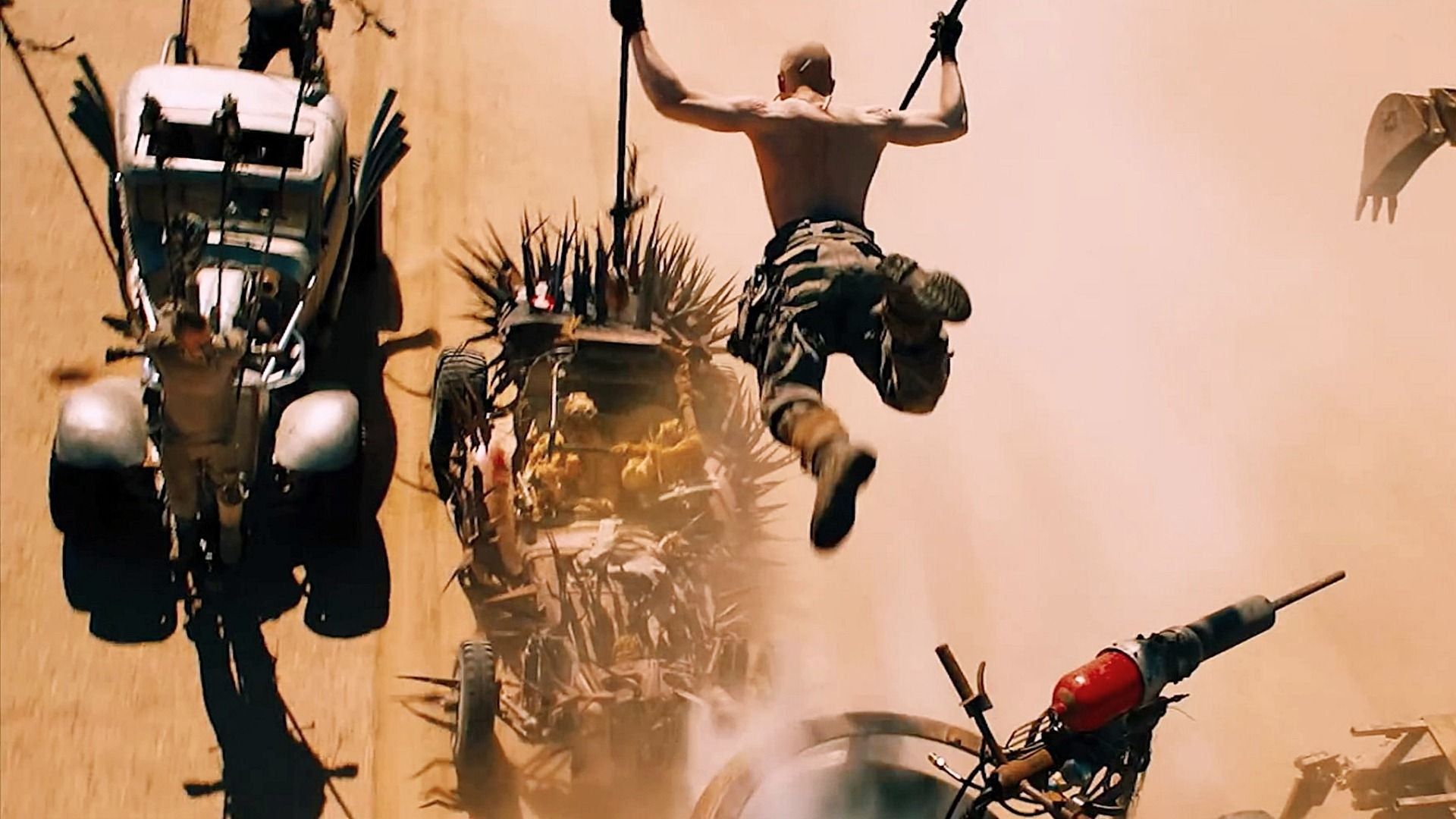 ... , Brutal Ritual of Mad Max: Fury Road » Hammer & Thump - A Film Blog