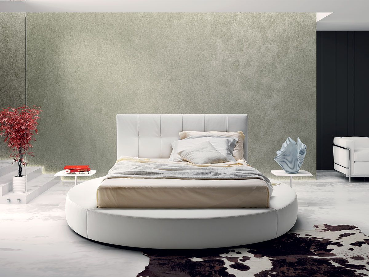 Letto Rotondo Torino.Letto Rotondo Bianco Bed Designs Bed Design Bed Design