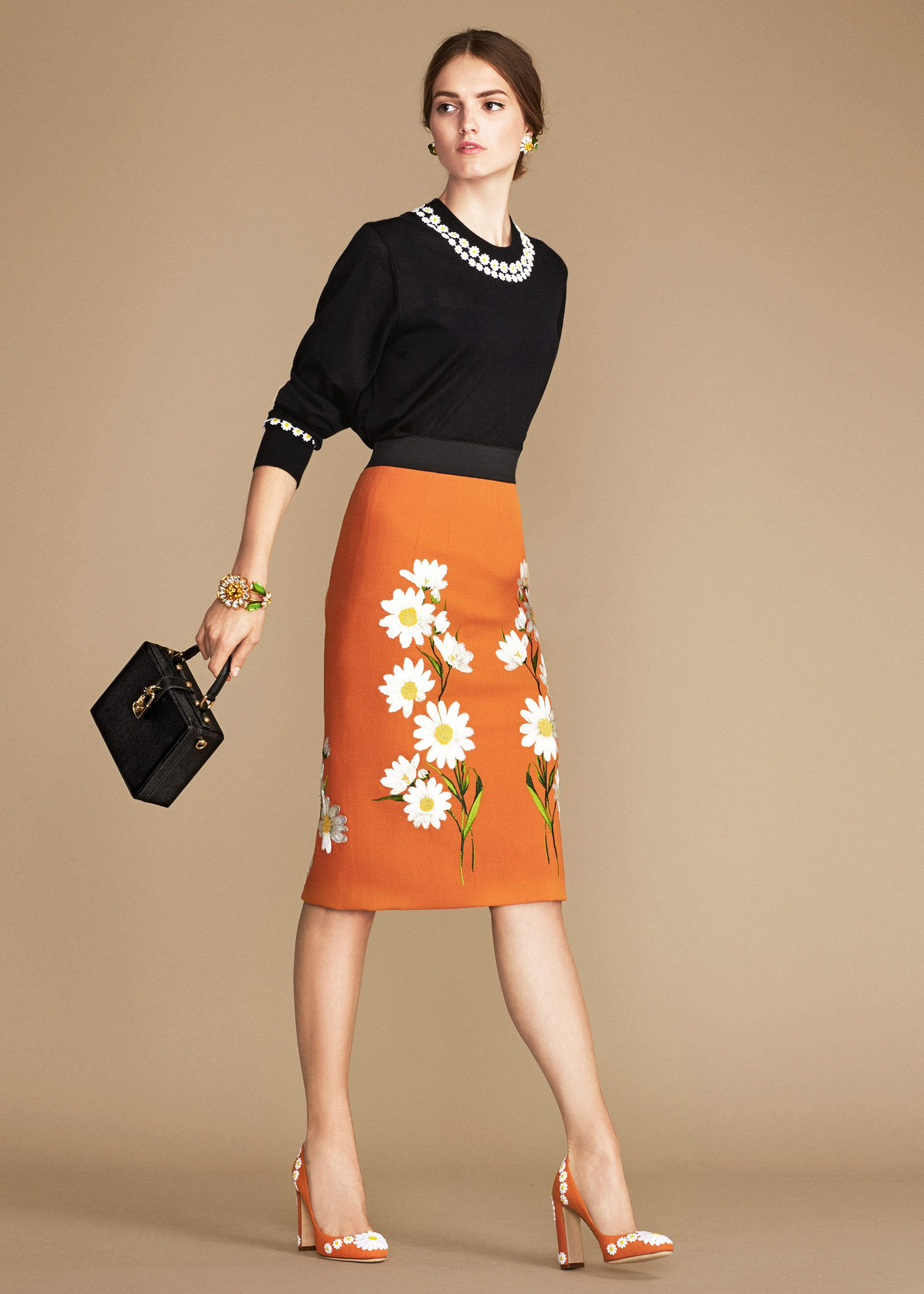 Dolce Amp Gabbana Women S Daisy Collection Summer 2016