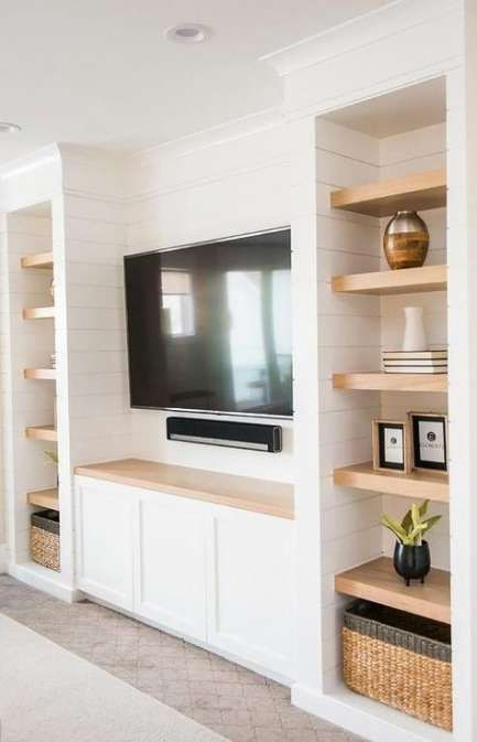Photo of Trendy Living Room Shelves Decorating Built Ins Ideas